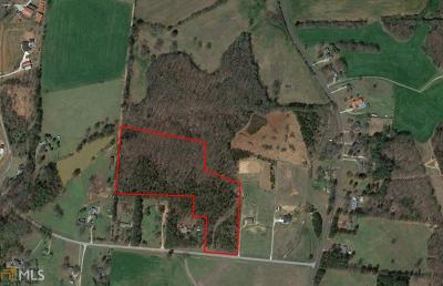 Social Circle Residential Lots & Land New: Hawkins Academy