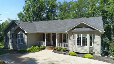 Stephens County Single Family Home Back On Market: 33 Hutchinson Dr