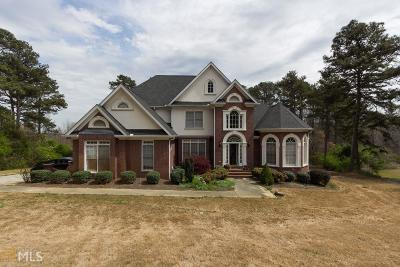 Conyers Single Family Home New: 3071 NE North Tower Way