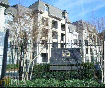 Atlanta Condo/Townhouse New: 2657 Lenox Rd #N-183