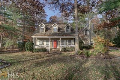 Towns County Single Family Home For Sale: 1694 Stonecrest Cir