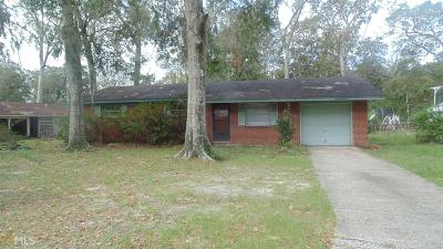 St. Marys Single Family Home For Sale: 311 Bishop Cir