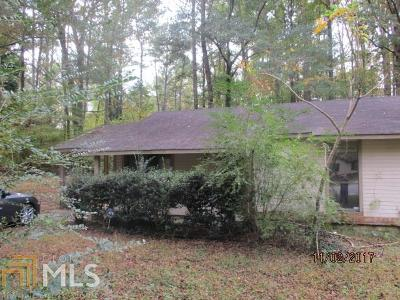 Clayton County Single Family Home New: 9247 Woodhill