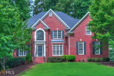 Gwinnett County Single Family Home New: 4032 Wild Ginger Path