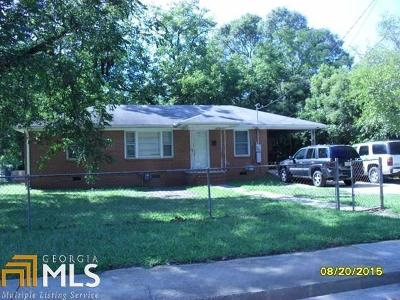 Elbert County, Franklin County, Hart County Single Family Home For Sale: 31 Rome St