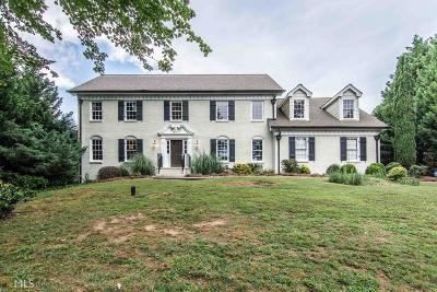 Atlanta Single Family Home New: 120 Marsh Glen