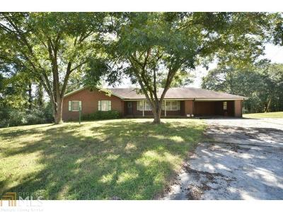 Lawrenceville Single Family Home For Sale: 889 Martins Chapel Rd