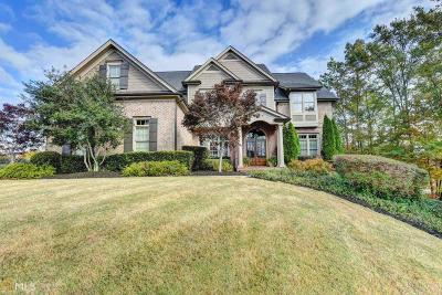 Gwinnett County Single Family Home New: 2322 Crimson King Dr