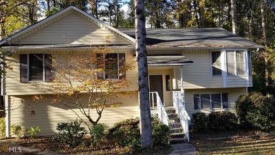 Lawrenceville Single Family Home New: 870 Thousand Oaks