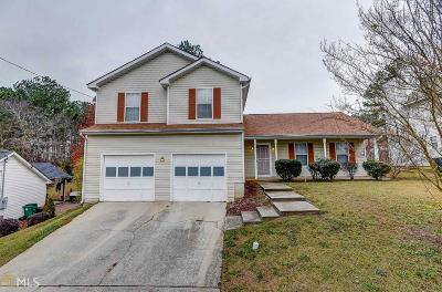 Decatur Single Family Home New: 2870 Oakvale Falls Dr
