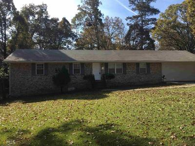 Clayton County Single Family Home New: 2066 Westley Dr