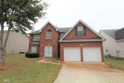 Clayton County Single Family Home New: 1884 Sawgrass Dr