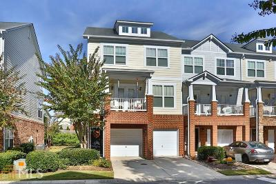 Alpharetta Condo/Townhouse New: 3384 Galleon Dr