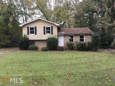 Clayton County Single Family Home New: 6183 Fieldcrest Dr