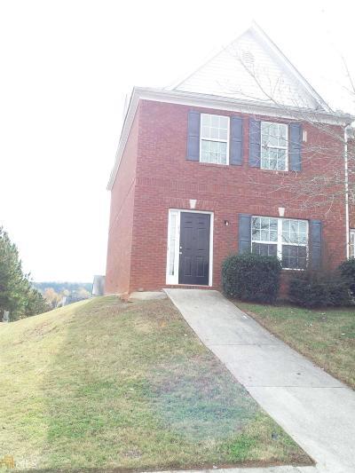 Douglasville Rental New: 7712 Autry Cir #310