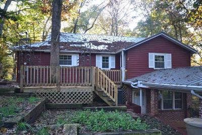 Townville Single Family Home Under Contract: 1036 Smyzer Rd
