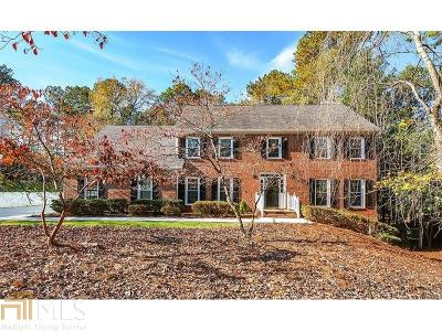 Alpharetta Single Family Home New: 10560 Timberstone Rd