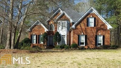 Conyers Single Family Home New: 1301 Tyringham