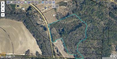 Statesboro Farm For Sale: Banks Dairy Rd