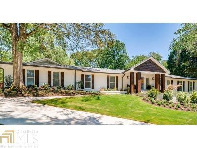 Atlanta Single Family Home New: 5860 Riverwood