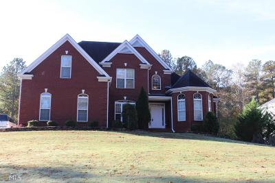Conyers Single Family Home New: 2565 Old Covington Rd