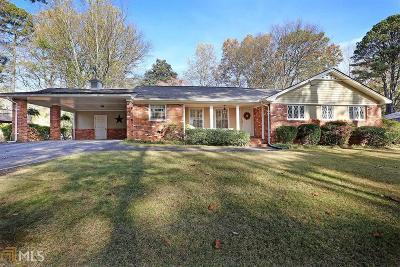Dekalb County Single Family Home New: 2464 NE Sunset Dr
