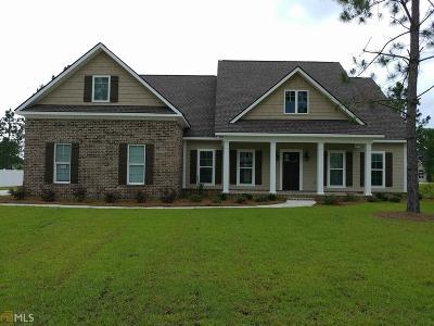 Statesboro Single Family Home For Sale: 5101 Cooper Way #205