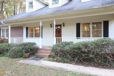 Henry County Single Family Home New: 515 Deer View Ct