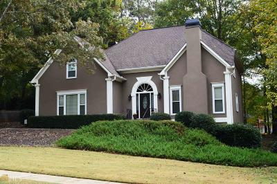 Cobb County Single Family Home New: 573 Trailwood Ln