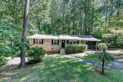 Cobb County Single Family Home New: 5879 Gresham Pl