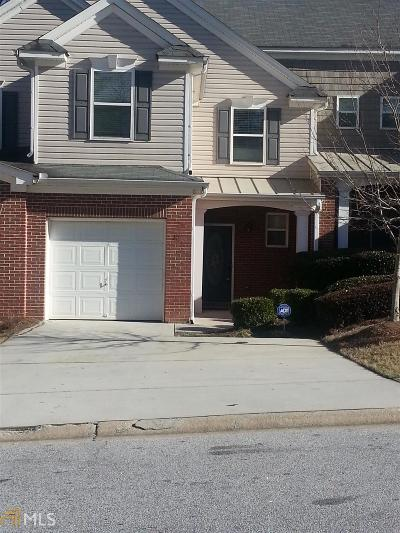Conyers Condo/Townhouse New: 104 NE Ellis Dr