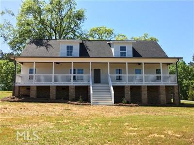 Powder Springs Single Family Home For Sale: 5916 Holloman Rd
