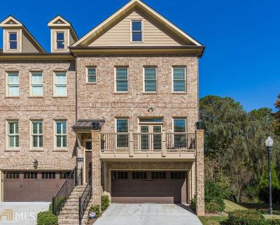 Dekalb County Condo/Townhouse New: 3130 Chestnut Woods Dr