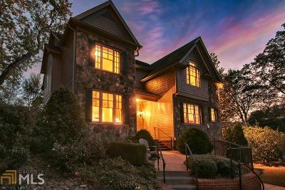 Atlanta Single Family Home New: 99 Spruell Springs Rd