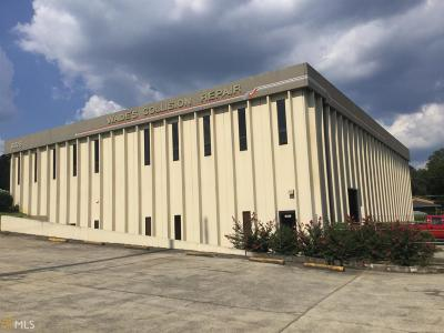 Jonesboro Commercial For Sale: 8326 Tara Blvd