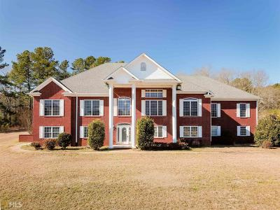 Monroe Single Family Home For Sale: 3860 Luther Adams Rd