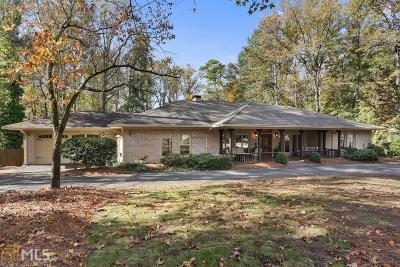 Fulton County Single Family Home New: 8180 Innsbruck Dr