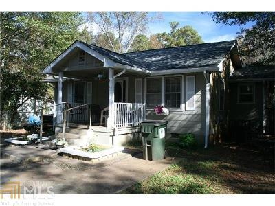 Clayton County Single Family Home New: 5638 Attucks Blvd