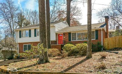 Decatur Single Family Home New: 229 Woodview Dr