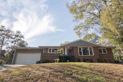 Atlanta Single Family Home New: 3306 NW Pine Meadow Road