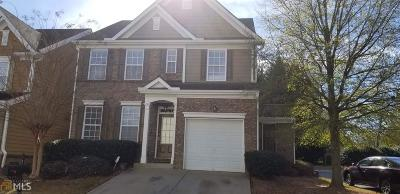 Gwinnett County Condo/Townhouse New: 1522 Park Grove