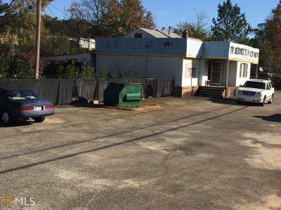 Marietta Commercial For Sale: 2024 Canton Rd