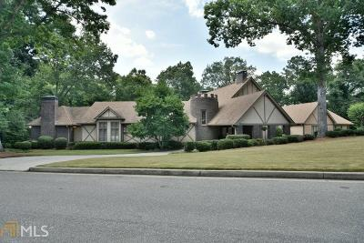 Alpharetta Single Family Home New: 670 St Regis Ln