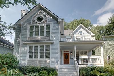 Atlanta GA Single Family Home New: $629,900