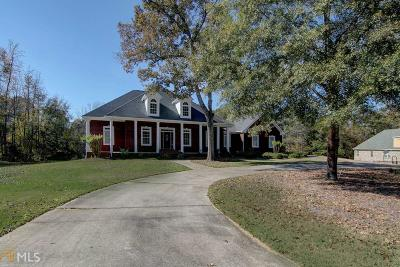 Social Circle Single Family Home For Sale: 340 River Cove Ridge