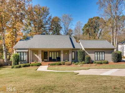 Hall County Single Family Home New: 145 Woodlake Dr