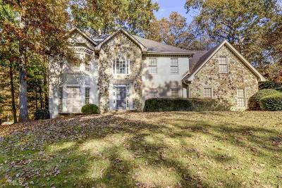 Roswell Single Family Home New: 8565 Olde Pacer Pt