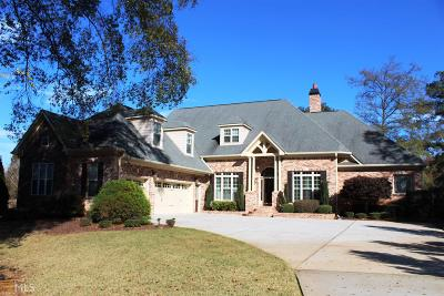 Newnan Single Family Home For Sale: 45 South Shore