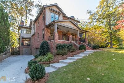 Dekalb County Single Family Home For Sale: 1804 Meadowdale Ave