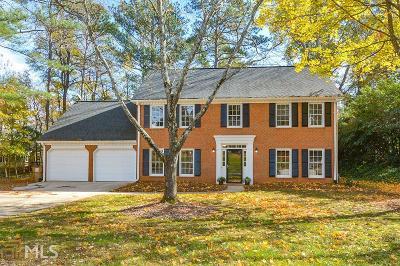 Marietta Single Family Home New: 3241 Winterberry Cir #480